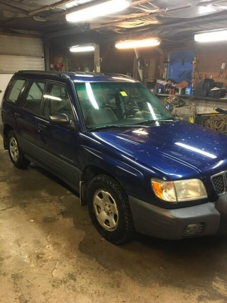 2001 Subaru Forester for sale at Lavictoire Auto Sales in West Rutland VT