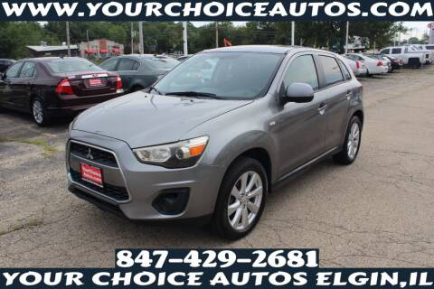2014 Mitsubishi Outlander Sport for sale at Your Choice Autos - Elgin in Elgin IL