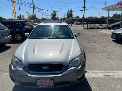 2006 Subaru Outback for sale at Dream Motors in Sacramento CA