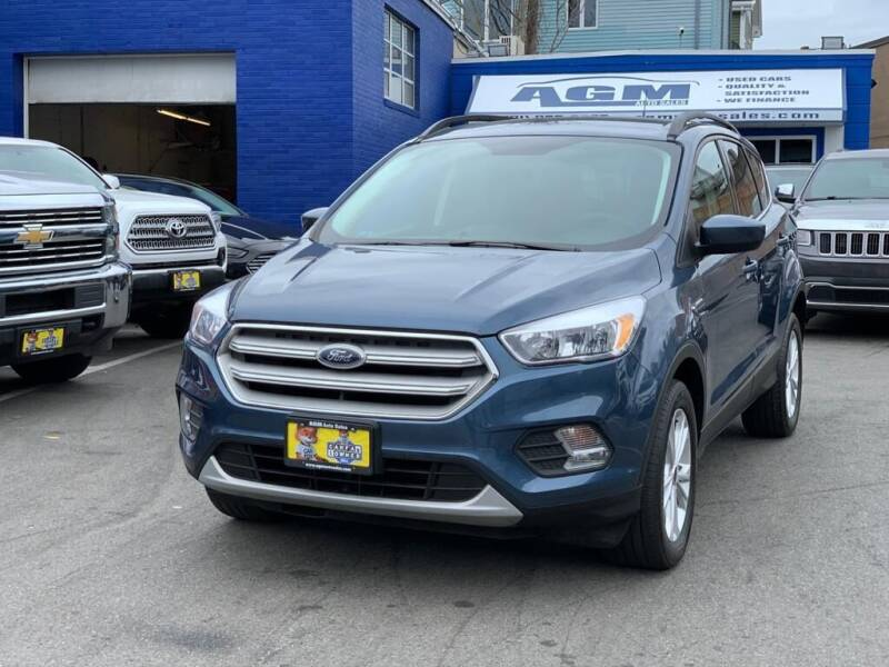2018 Ford Escape for sale at AGM AUTO SALES in Malden MA