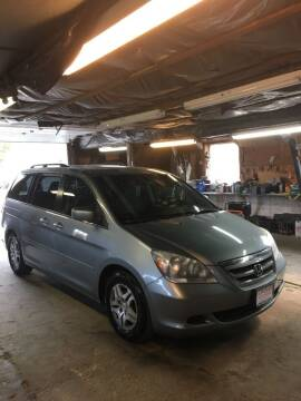 2007 Honda Odyssey for sale at Lavictoire Auto Sales in West Rutland VT