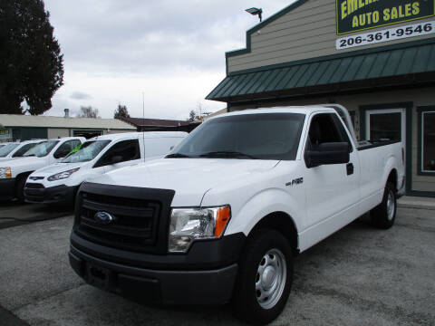 2013 Ford F-150 for sale at Emerald City Auto Inc in Seattle WA