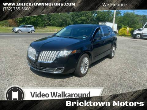 2010 Lincoln MKT for sale at Bricktown Motors in Brick NJ