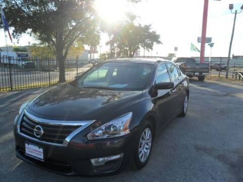 2014 Nissan Altima for sale at Talisman Motor City in Houston TX