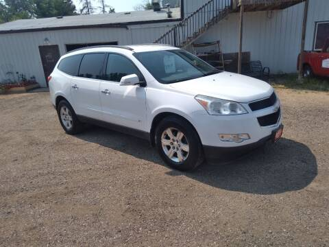 2010 Chevrolet Traverse for sale at Ron Lowman Motors Minot in Minot ND
