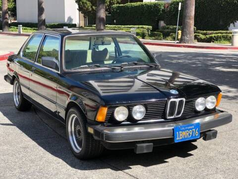 1980 BMW 3 Series for sale at Vintage Car Collector in Glendale CA