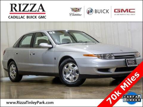 2002 Saturn L-Series for sale at Rizza Buick GMC Cadillac in Tinley Park IL