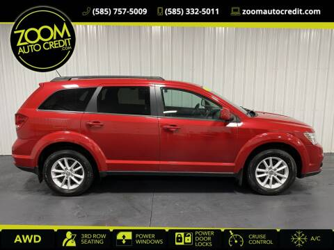 2016 Dodge Journey for sale at ZoomAutoCredit.com in Elba NY