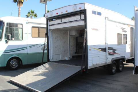 2006 Eclipse Attitude 23AK for sale at Rancho Santa Margarita RV in Rancho Santa Margarita CA