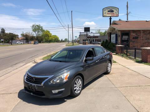 2013 Nissan Altima for sale at All Starz Auto Center Inc in Redford MI