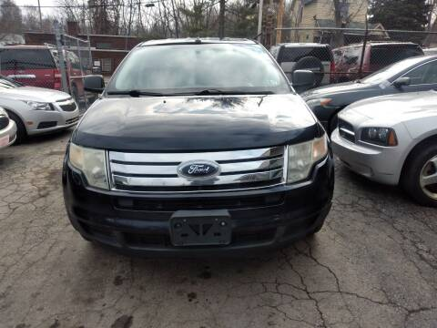 2008 Ford Edge for sale at Six Brothers Auto Sales in Youngstown OH
