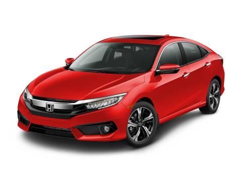 2018 Honda Civic for sale at BASNEY HONDA in Mishawaka IN