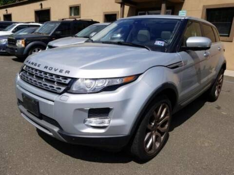 2012 Land Rover Range Rover Evoque for sale at Cj king of car loans/JJ's Best Auto Sales in Troy MI