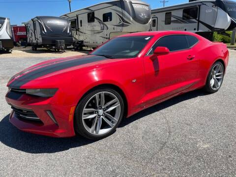 2018 Chevrolet Camaro for sale at Modern Automotive in Boiling Springs SC