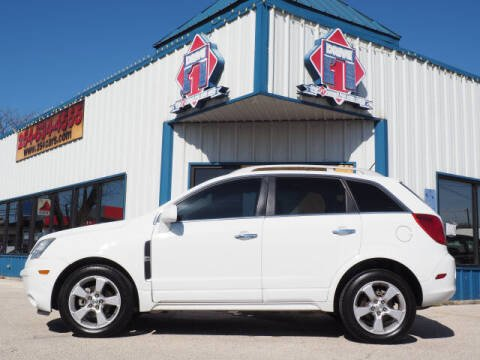 2014 Chevrolet Captiva Sport for sale at DRIVE 1 OF KILLEEN in Killeen TX