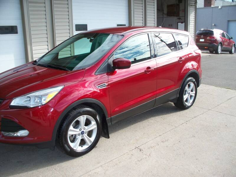 2014 Ford Escape for sale at North Metro Auto Sales in Cambridge MN