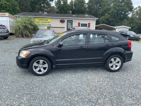 2010 Dodge Caliber for sale at Carolina Car Country in Little River SC
