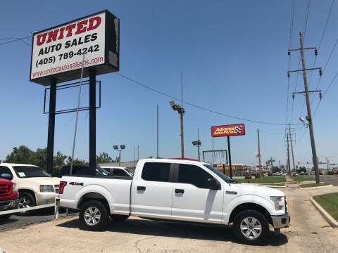 2016 Ford F-150 for sale at United Auto Sales in Oklahoma City OK