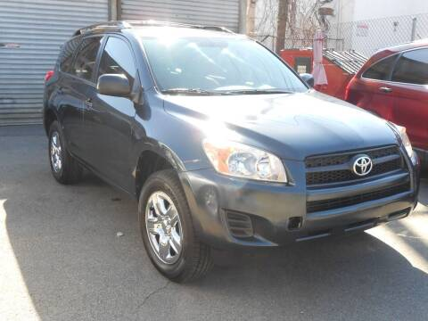 2009 Toyota RAV4 for sale at N H AUTO WHOLESALERS in Roslindale MA