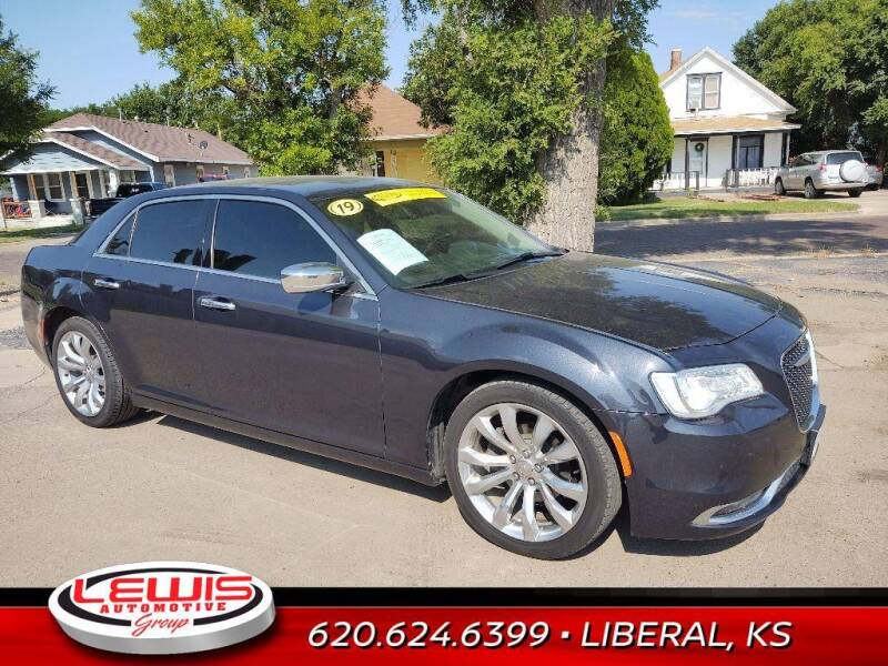 2019 Chrysler 300 for sale at Lewis Chevrolet Buick of Liberal in Liberal KS