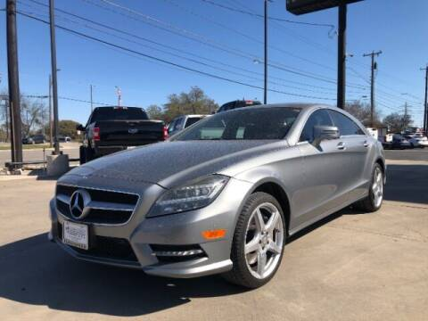 2012 Mercedes-Benz CLS for sale at Eurospeed International in San Antonio TX