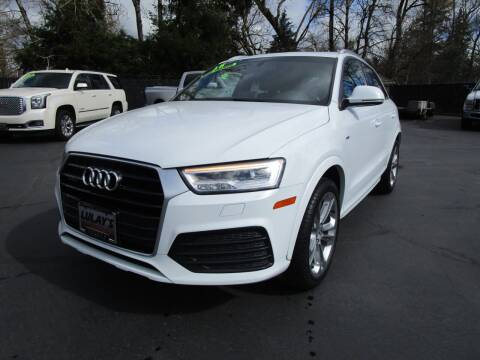 2018 Audi Q3 for sale at LULAY'S CAR CONNECTION in Salem OR
