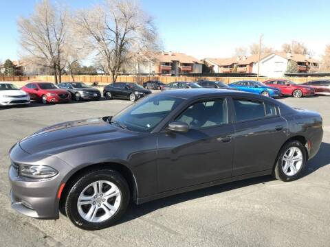 2019 Dodge Charger for sale at INVICTUS MOTOR COMPANY in West Valley City UT