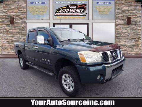 2005 Nissan Titan for sale at Your Auto Source in York PA