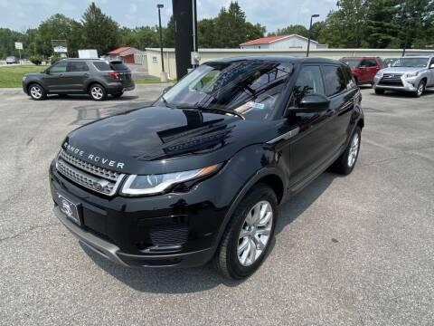 2019 Land Rover Range Rover Evoque for sale at Alexandria Auto Mart LLC in Alexandria PA