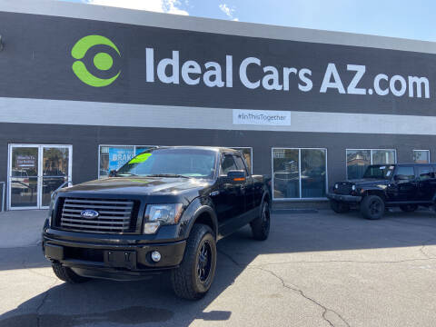 2011 Ford F-150 for sale at Ideal Cars in Mesa AZ