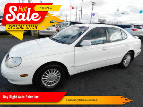 1999 Daewoo Leganza for sale at Buy Right Auto Sales Inc in Fort Wayne IN