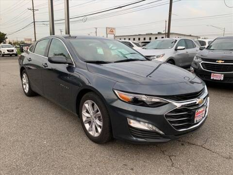 2019 Chevrolet Malibu for sale at Bellavia Motors Chevrolet Buick in East Rutherford NJ