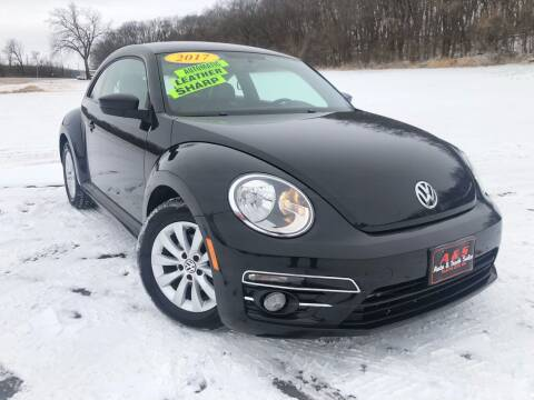 2017 Volkswagen Beetle for sale at A & S Auto and Truck Sales in Platte City MO