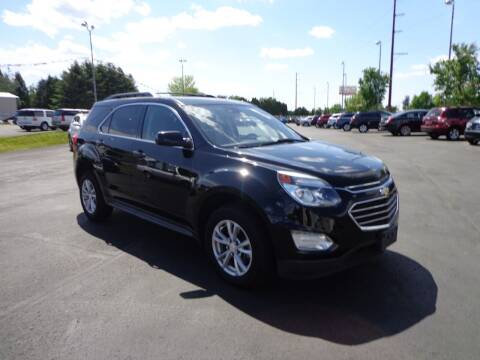 2017 Chevrolet Equinox for sale at New Deal Used Cars in Spokane Valley WA