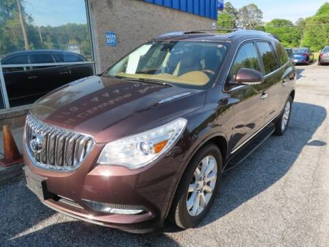 2015 Buick Enclave for sale at Southern Auto Solutions - 1st Choice Autos in Marietta GA