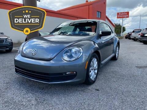 2014 Volkswagen Beetle for sale at JC AUTO MARKET in Winter Park FL