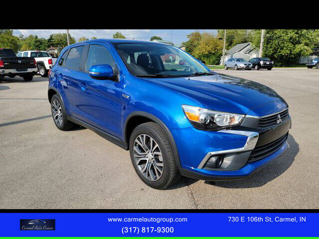 2016 Mitsubishi Outlander Sport for sale at Carmel Auto Group in Indianapolis IN
