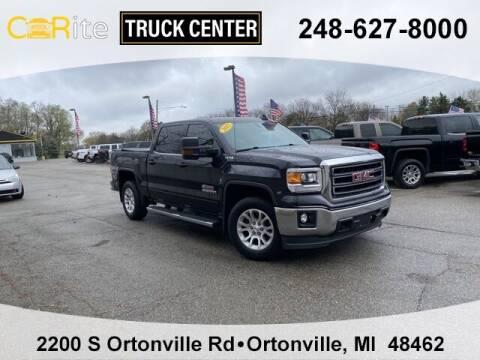 2015 GMC Sierra 1500 for sale at Carite Truck Center in Ortonville MI