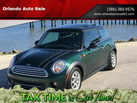 2013 MINI Hardtop for sale at Orlando Auto Sale in Port Orange FL