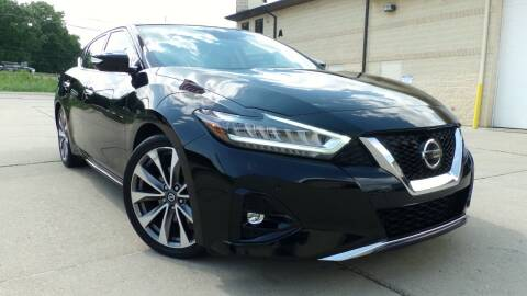 2019 Nissan Maxima for sale at Prudential Auto Leasing in Hudson OH