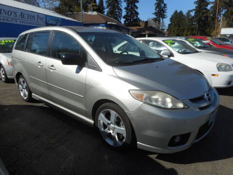 2006 Mazda MAZDA5 for sale at Lino's Autos Inc in Vancouver WA