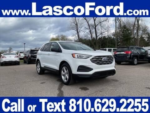 2019 Ford Edge for sale at LASCO FORD in Fenton MI