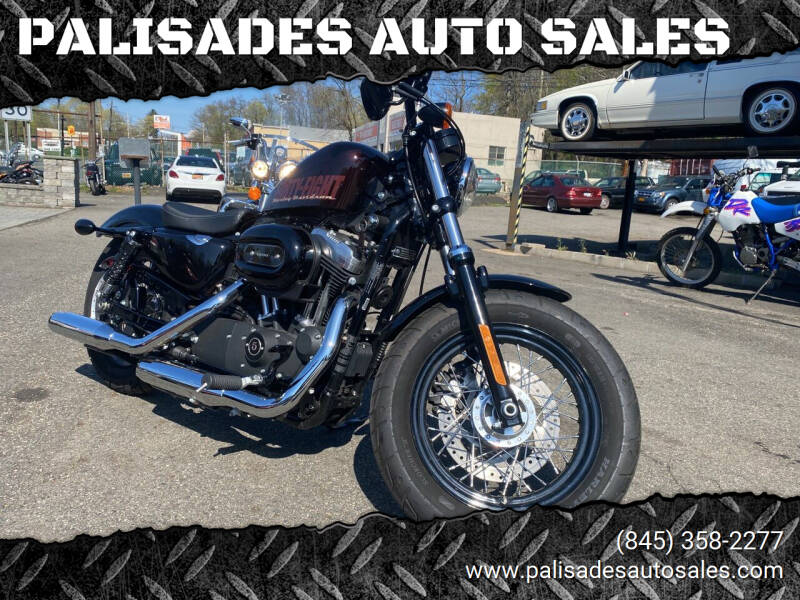 2014 Harley-Davidson fourty-eight for sale at PALISADES AUTO SALES in Nyack NY