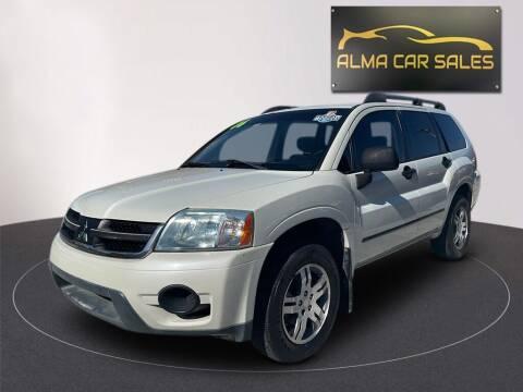 2006 Mitsubishi Endeavor for sale at Alma Car Sales in Miami FL