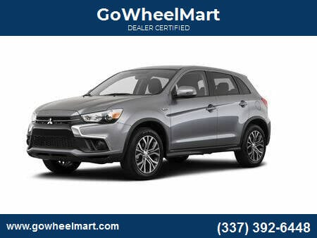 2019 Mitsubishi Outlander Sport for sale at GoWheelMart in Leesville LA