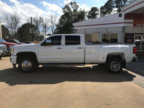 2015 GMC Sierra 3500HD for sale at Northwood Auto Sales in Northport AL