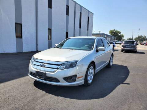 2010 Ford Fusion for sale at Image Auto Sales in Dallas TX