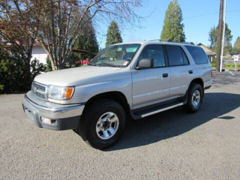 2000 Toyota 4Runner for sale at Triple C Auto Brokers in Washougal WA