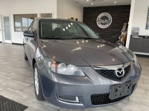 2008 Mazda MAZDA3 for sale at Evolution Autos in Whiteland IN