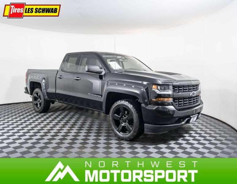 2018 Chevrolet Silverado 1500 for sale in Lynnwood, WA